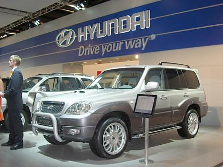 Hyundai Terracan 2011. 2007 Hyundai Terracan picture