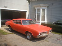 Picture of 1970 Oldsmobile Cutlass, exterior