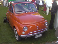 1968 Fiat 500 Overview