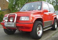 Picture of 1994 Suzuki Sidekick 4 Dr JLX 4WD SUV, exterior, gallery_worthy