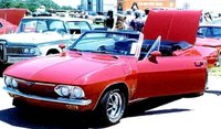 Picture of 1965 Chevrolet Corvair, exterior, gallery_worthy