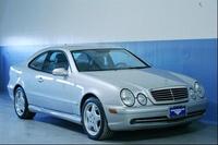 Picture of 2000 Mercedes-Benz CLK-Class 2 Dr CLK430 Coupe, exterior