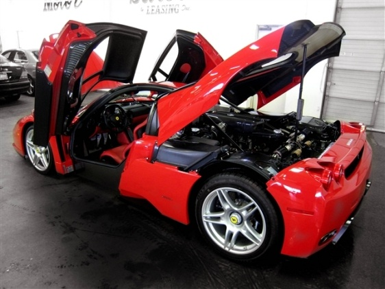 Picture of 2003 Ferrari Enzo 2 Dr STD Coupe, exterior, interior, engine, gallery_worthy