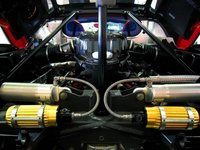 Picture of 2003 Ferrari Enzo 2 Dr STD Coupe, engine