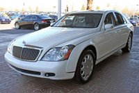 2006 Maybach 57 Overview