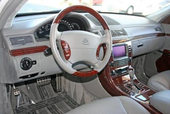 Picture Of 2006 Maybach 57 S, Interior, Gallery_worthy