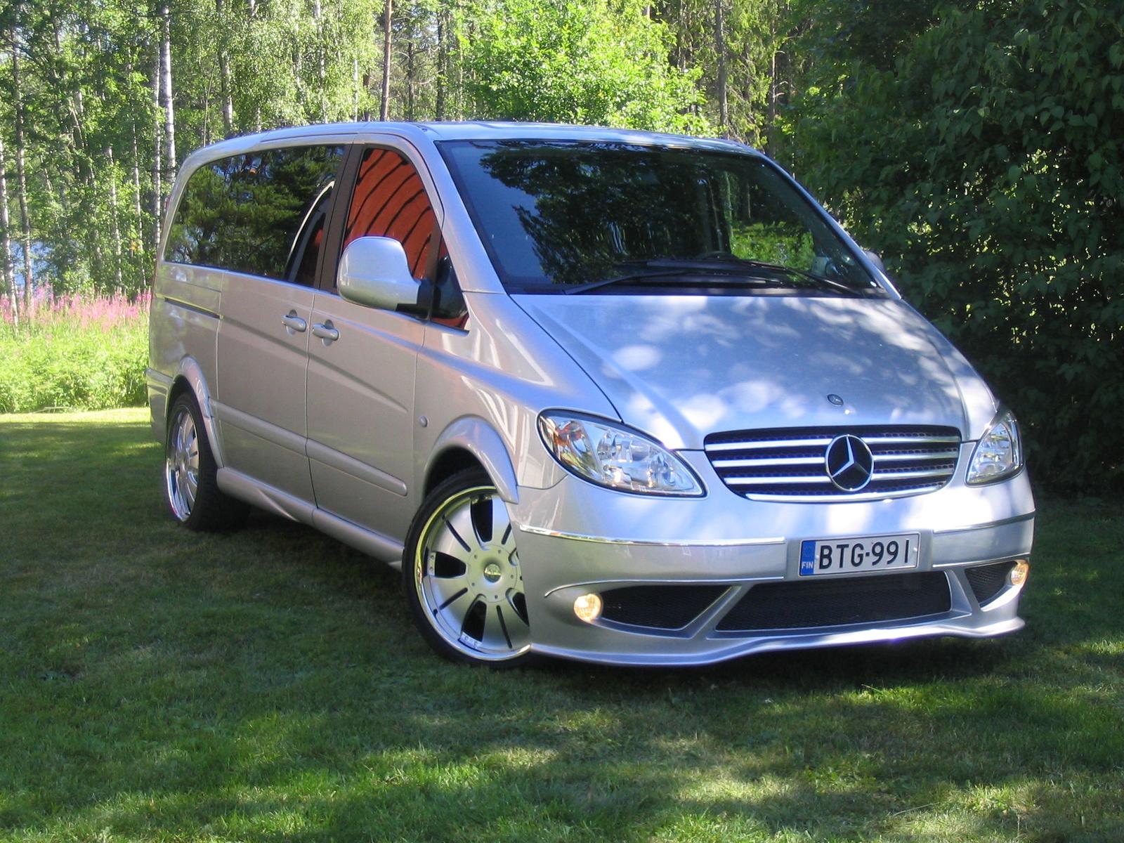 2004 Mercedes-Benz Vito - Pictures - CarGurus