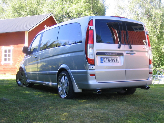 2004 MercedesBenz Vito  Other Pictures  CarGurus