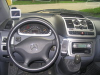 Picture of 2004 Mercedes-Benz Vito, interior