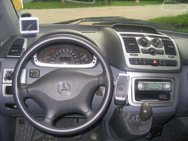 2004 Mercedes Benz Vito Interior Pictures Cargurus