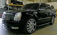 2008 Cadillac Escalade EXT picture