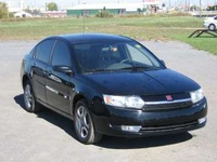 2004 Saturn ION Picture Gallery