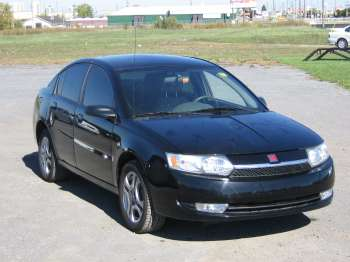 2004 Saturn ION 3 picture