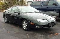Picture of 1999 Saturn S-Series 2 Dr SC2 Coupe