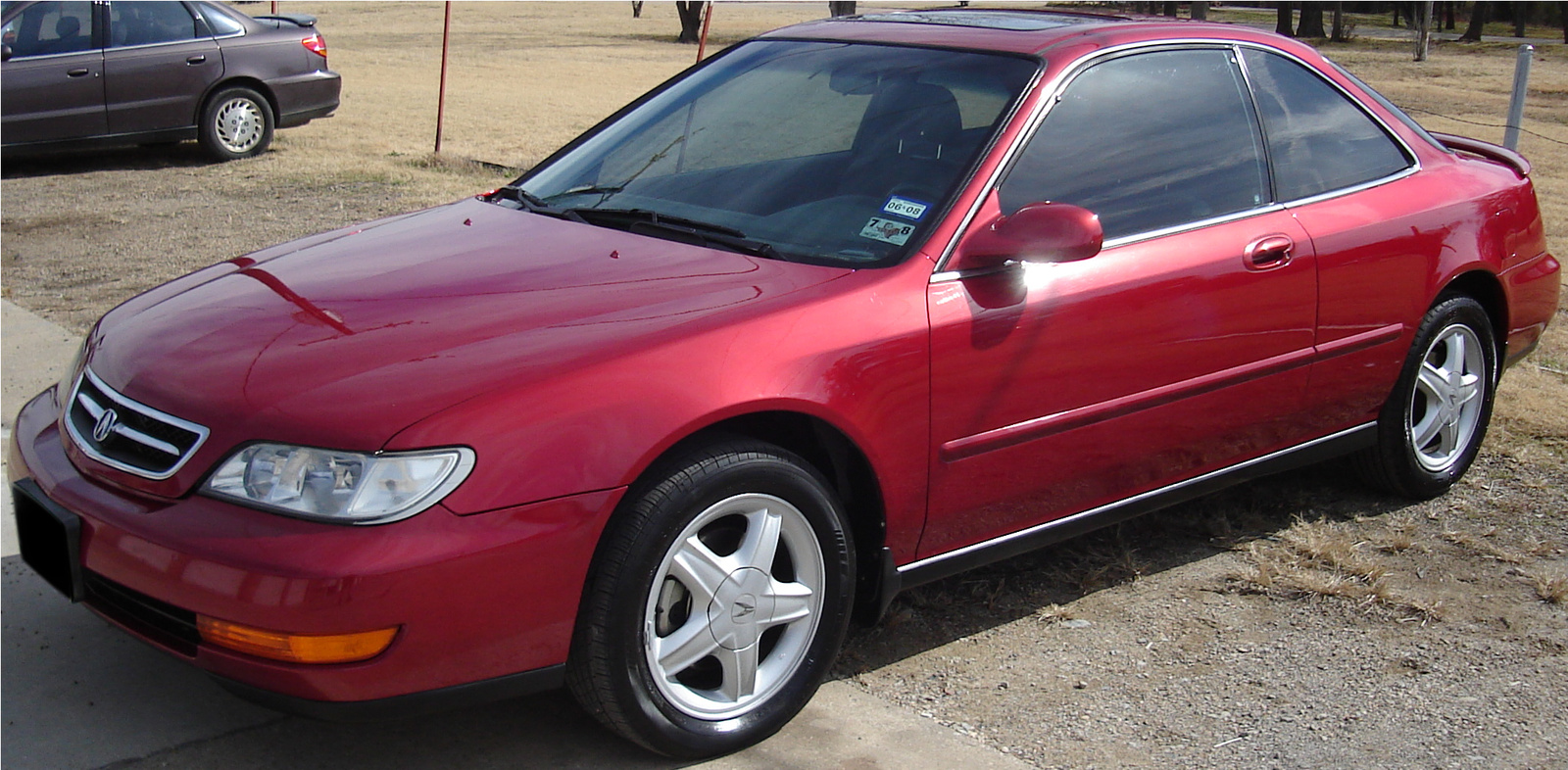 1997 Acura CL 2 Dr 3.0 Premium Coupe - Pictures - 1997 Acura CL 2 Dr 3 ...