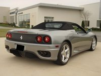 Picture of 2004 Ferrari 360 Spider Spider Convertible, exterior, gallery_worthy