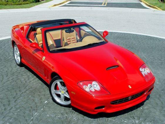 2005 Ferrari Superamerica, Picture of 2004 Ferrari 575M 2 Dr Maranello ...