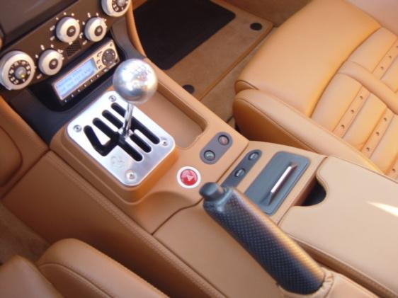 Ferrari F40 For Sale >> 2006 Ferrari 612 Scaglietti - Interior Pictures - CarGurus