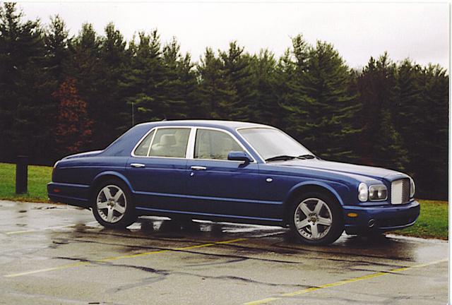2004 Bentley Arnage Pictures Cargurus