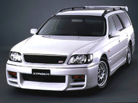 Picture of 1998 Nissan Stagea, gallery_worthy