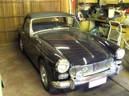 Picture of 1967 MG Midget