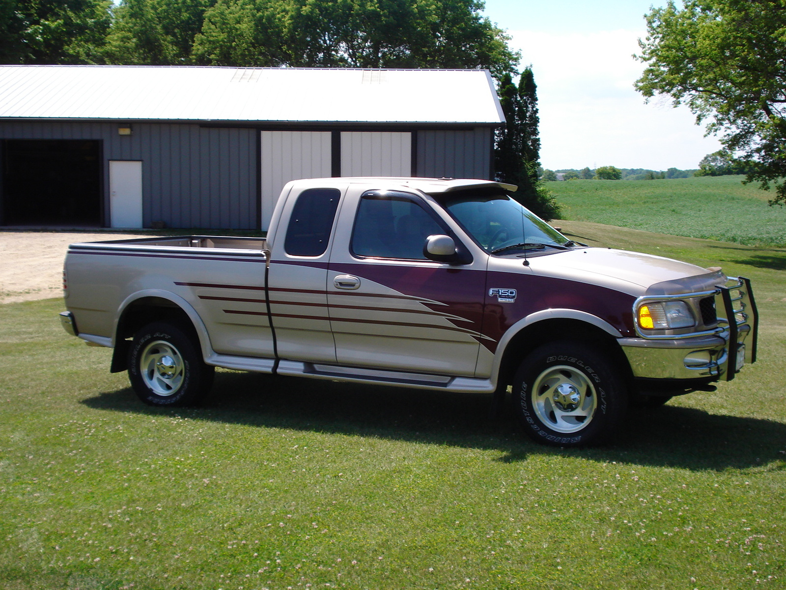 1998 ranger xlt 4x4 extended cab flare autos. Black Bedroom Furniture Sets. Home Design Ideas