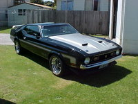 Picture of 1971 Ford Mustang Boss 351 Fastback RWD, gallery_worthy
