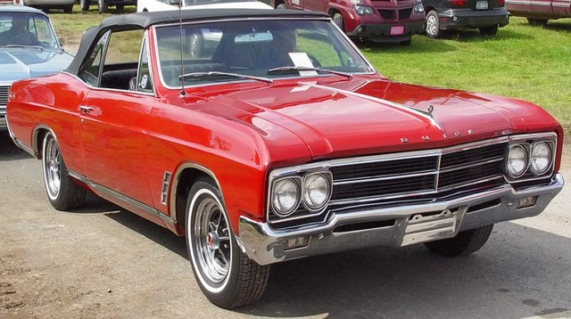 Picture of 1966 Buick Skylark, gallery_worthy