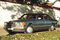 1987 Mercedes-Benz 280 Picture Gallery