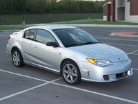 2004 Saturn ION Red Line Quad Coupe picture, exterior