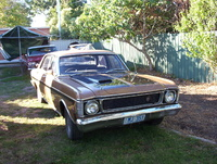 1969 Ford Falcon picture, exterior