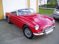 Picture of 1965 MG MGB Roadster, exterior