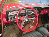 1967 AMC Rebel picture, interior