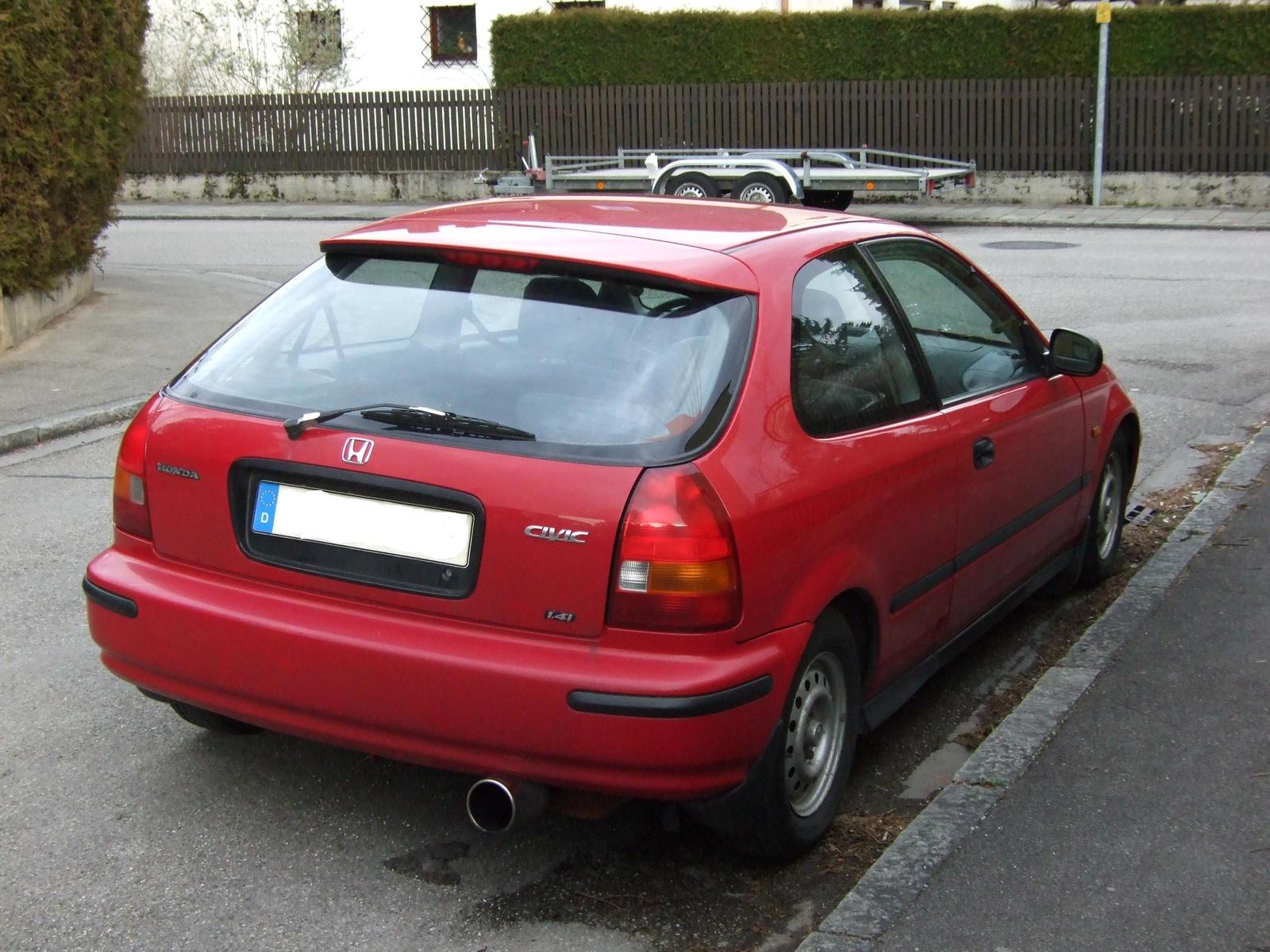 1997 Honda Civic Pictures Cargurus