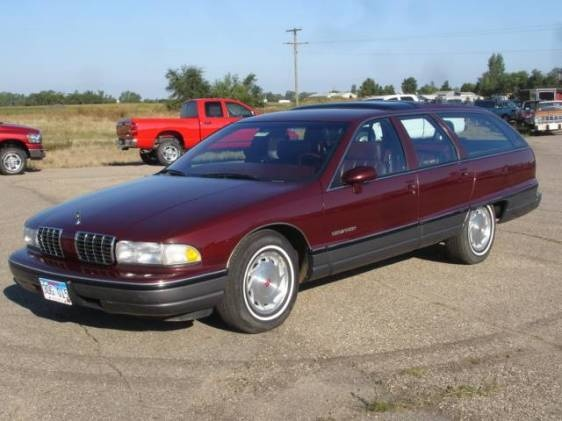 Picture of 1992 Oldsmobile Custom Cruiser