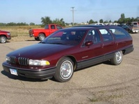 1992 Oldsmobile Custom Cruiser Overview
