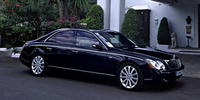 2007 Maybach 57 Overview