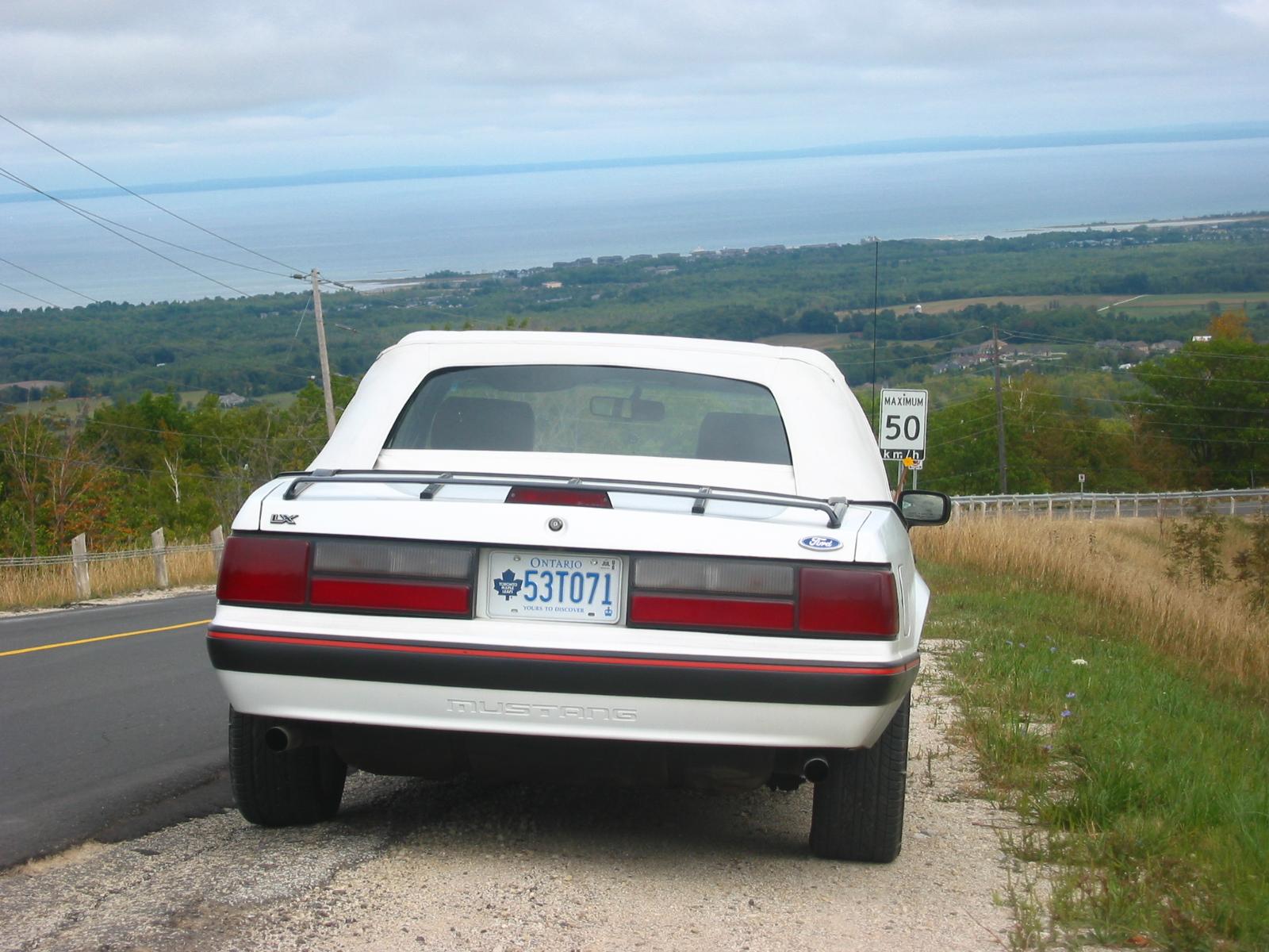 1989 Mustang Lx Convertible