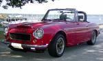 1969 Datsun 2000 Overview