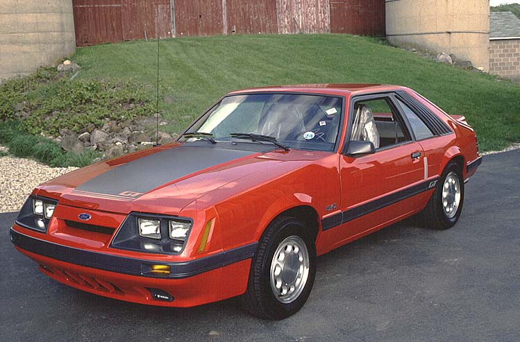 1985 ford mustang exterior pictures cargurus. Black Bedroom Furniture Sets. Home Design Ideas