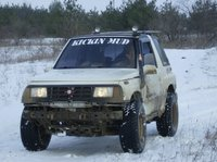 Picture of 1991 Suzuki Sidekick 2 Dr JL 4WD Convertible, gallery_worthy