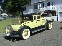 1928 Chrysler Imperial Overview