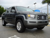 Picture of 2008 Honda Ridgeline RTL, exterior, gallery_worthy