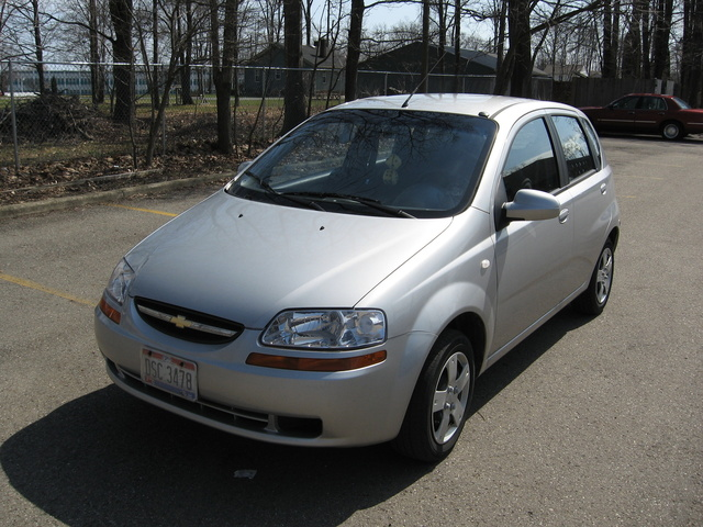 Picture of 2006 Chevrolet Aveo Special Value Hatchback