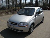 2006 Chevrolet Aveo Special Value Hatchback picture, exterior