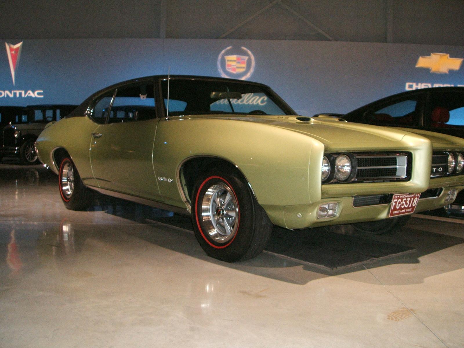 1969 Pontiac Gto Pictures Cargurus