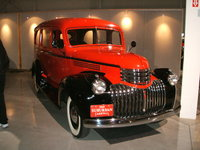 1946 Chevrolet Suburban Overview