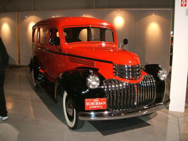 1947 Chevrolet Suburban - Overview - CarGurus