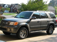 2003 Toyota Sequoia Limited 4WD, exterior