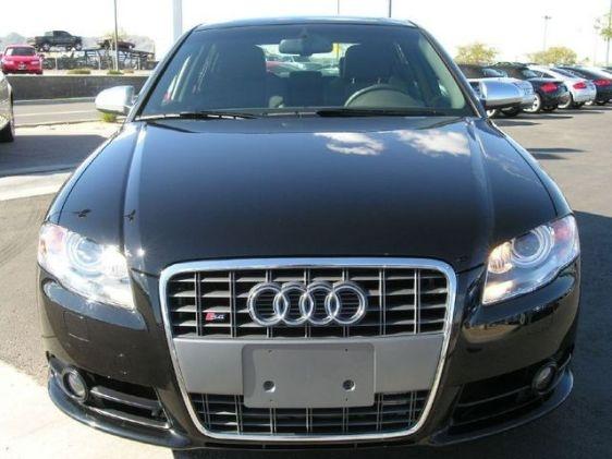 Audi S Overview CarGurus - 2007 audi s4